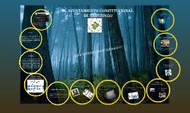 H AYUNTAMIENTO CONSTITUCIONAL DE JILOTZINGO