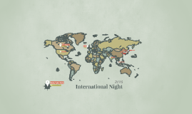 International Night 2016