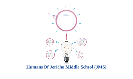 Humans Of Jericho Middle School (JMS)
