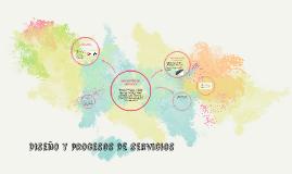 Diseño y procesos de servicios