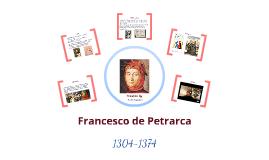 Francesco de Petrarca