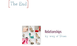 Relationships via Shoes
