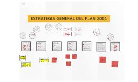 ESTRATEGIA DEL PLAN 2004