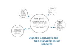 pico questions for diabetes
