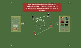 Copy of Nutrición Deportiva