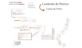 El Contrato de Porteo en Costa Rica.