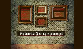 Copy of Pagtitimpi sa Gitna ng pagtutunggali