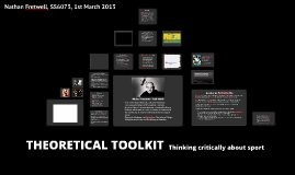 Theoretical Toolkit