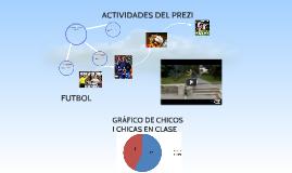 Copy of ACTIVIDADES DEL PREZI