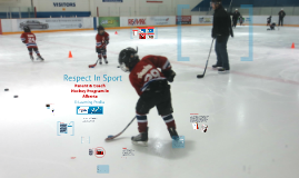 UNFINIDHED Respect In Sport: E-Learning Profile