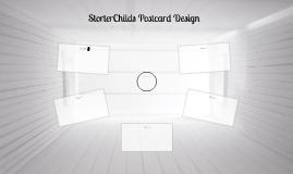 StorterChilds Postcard Design