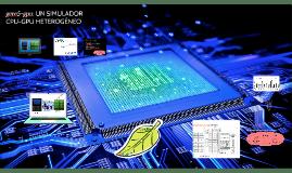 gem5-gpu: Un simulador CPU-GPU heterogéneo