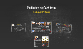 Copy of Mediación de Conflictos