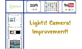 Copy of Lights! Camera! Improvement! using film to take health mainstream