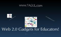 Web 2.0 Tools for Educators with Prezi