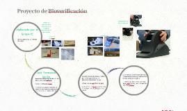 oyecto de bioverificación
