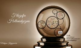 Filozofia Hellenistyczna