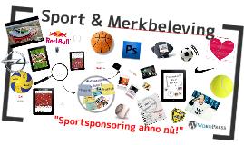Voorlichting minor Sport en Merkbeleving