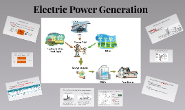 Electric Power Generation and Concerns About Greenhouse Gase