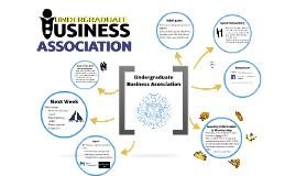 Undergraduate Business Association