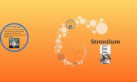 Copy of Strontium