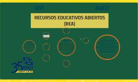 RECURSOS EDUCATIVOS ABIERTOS (REA)