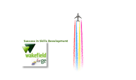 Success in skills development