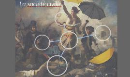 La societé civille
