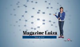 Magazine Luiza - Magazine Expert
