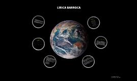 Copy of LA LIRICA BARROCA