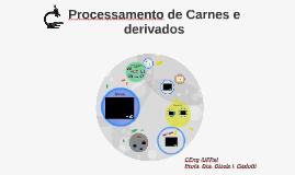 Processamento de Carnes e derivados