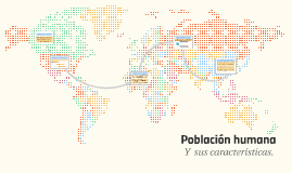 Copy of Población humana  y características.