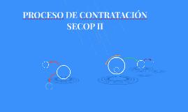 PROCESO DE CONTRATACIÓN SECOP II
