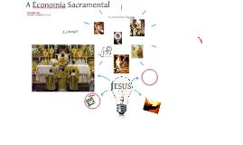 A Economia Sacramental