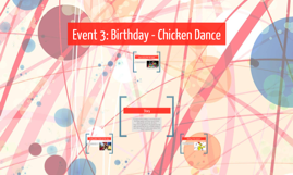 Event 1: Birthday