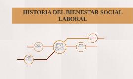Copy of HISTORIA DEL BIENESTAR SOCIAL LABORAL