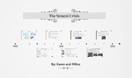 The Yemeni Crisis