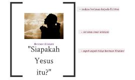 Beriman Kristiani