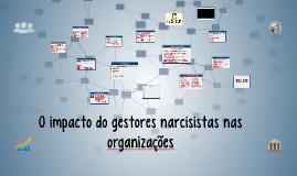O impacto do gestores narcisistas nas organizações