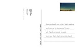 living postcards