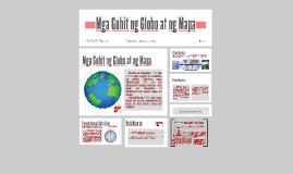 Copy of Mga guhit ng globo at ng mapa