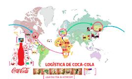 Copy of Cadena de suministro - Coca-Cola