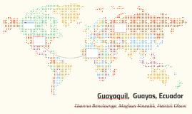Guayaquil,  Guayas, Ecuador