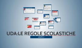 UDA: LE REGOLE SCOLASTICHEd