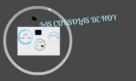 Las consolas de HOY