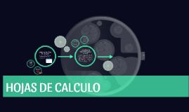 CONCEPTOS BÁSICOS DE UNA HOJA DE CÁLCULO