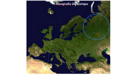 GEOGRAFIA DE EURPA