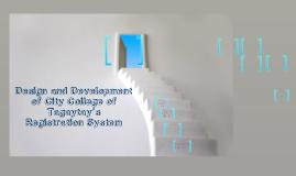 CCT - Registration System