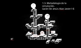 1.3. Metodología de la simulación.