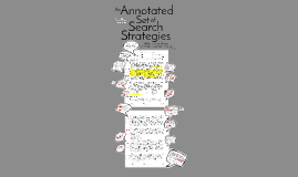 An Annotated Set of Search Strategies